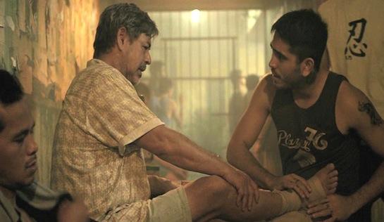On the Job - Gerald Anderson as Daniel Benitez and Joel Torre as Mario 'Tatang' Maghari