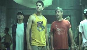 On the Job #3 - Gerald Anderson as Daniel Benitez and Joel Torre as Mario 'Tatang' Maghari