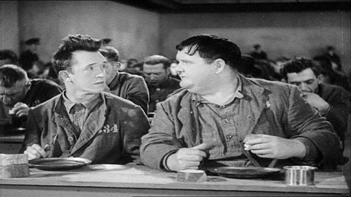 Pardon Us - Stan Laurel and Oliver Hardy