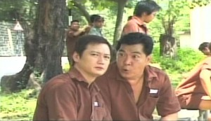 Prison on Fire: Preacher #4 - Michael Tiu Dai-Yue as Cheng Shing Fung and Shing Fui-On as Silly
