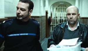 Presumed Guilty #2 - Guard and Philippe Torreton as Alain Marécaux