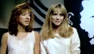 Purgatory #2 - Julie Pop as Melanie Davis and Tanya Roberts as Carly Arnold