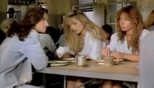 Purgatory #4 - Marie Human as Kirsten, Tanya Roberts as Carly and Adrienne Pearce as Janine