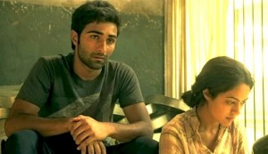 Qaidi Band #4 - Aadar Jain as Sanju and Anya Singh as Bindu