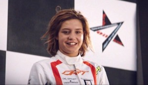 Racer and the Jailbird #2 - Adèle Exarchopoulos as Bénédicte ('Bibi') Delhany