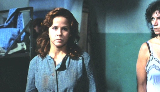 Red Heat - Linda Blair as Christine Carlson