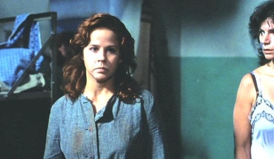 Red Heat - Linda Blair as Christine Carlson