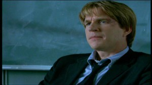 Redeemer #2 - Matthew Modine as teacher Paul Freeman