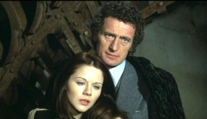 Revolver #5 - Agostina Belli as Anna Cipriani and Frédéric de Pasquale as Michel Granier