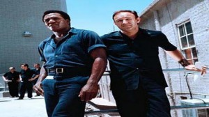 Riot #2 0 Jim Brown as Cully Briston and Gene Hackman as Red Fraker