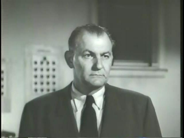 Riot in Cell Block 11 - Emile Meyer as Warden Reynolds