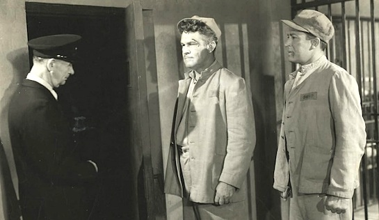 Road to the Big House - Guinn Williams as Butch McQuinn and John Shelton as Eddie Clark