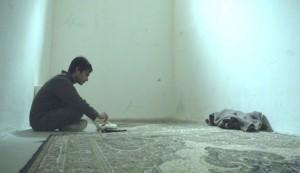 Rosewater #2 - Gael Garcia Bernal as Maziar Bahari