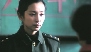 Seventeen Years #3 - Li Bingbing as (Captain) Chen Jie