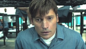 Shot Caller #2 - Nikolaj Coster-Waldau as Jacob 'Money' Harlon, on arrival