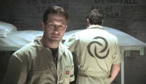 Six - The Mark Unleashed #4 - Stephen Baldwin as Luke