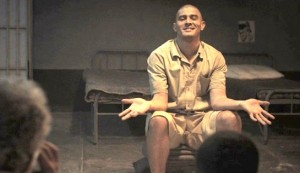 Noem My Skollie #6 - Dann-Jaques Mouton as Abraham 'AB' Lonzi, in storytelling mode