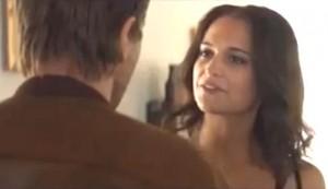 Son of a Gun #4 - Alicia Vikander as Tasha