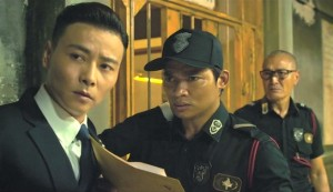 SPL2: A Time for Consequences #2 - Zhang Jin as Warden Ko Hung, and Tony Jaa as Catchai