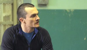 Starred Up #3 - Rupert Friend as Oliver Baumer