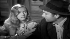 Sullivan's Travels #2 - Veronica Lake as The Girl and Joel McCrea as John L Sullivan