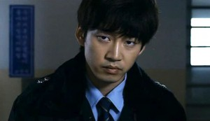 The Executioner #2 - Yun Gye Sang as novice officer Oh (Jae Gyeong)