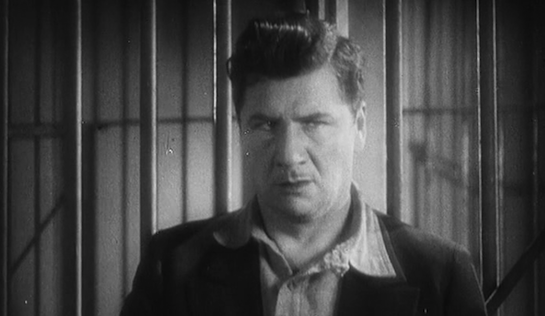 Thunderbolt - George Bancroft in the title role