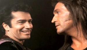 Timelock #2 - Jeffrey Meek as Villum and Jeff Speakman as McMasters