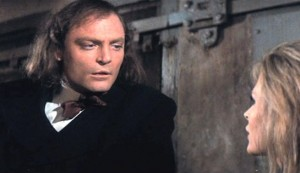 The Traveling Executioner #3 - Stacy Keach as Jonas Candide and Mariana Hill as Gundred Herzallerliebst