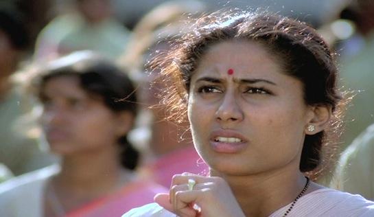 Umbartha - Smita Patil as Sulabha Mahajan