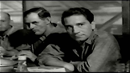 Under the Gun - Richard Conte as Bert Galvin