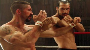 Undisputed III #3 - Yuri Boyka (Scott Adkins) and Raul 'Dolor' Quinones (Marko Zaror) face off