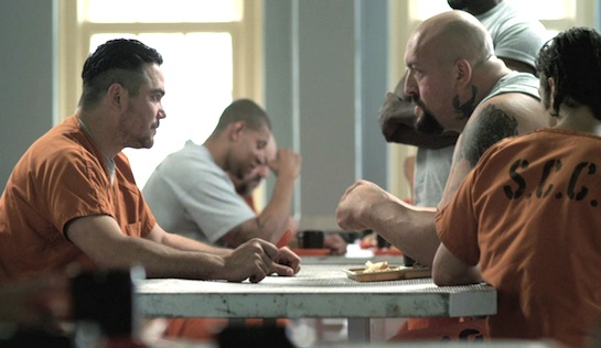 Vendetta - Dean Cain as Mason Danvers and Paul 'The Big Show' Wight as Victor Abbott