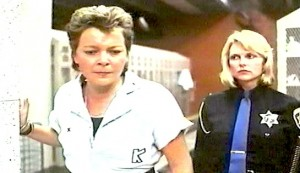 Vendetta #2 - Sandy Martin as Kay Butler and Roberta Collins as Miss Dice