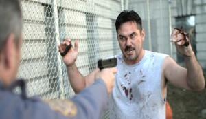 Vendetta #3 - Dean Cain as Mason Danvers