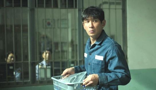 A Violent Prosecutor - Jeong-min Hwang as prosecutor Byun Jae-wook