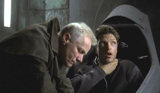 Vortex - Arne Fuhrmann as Boon and Vincent Xzedden
