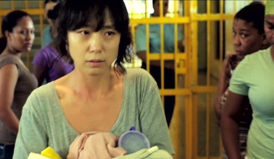 Way Back Home - Jeon Do-yeon as Song Jeong-yeon