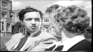 The Weak and the Wicked #3 - John Gregson as Dr Michael Hale, with Glynis Johns as Jean Raymond at HM Prison The Grange