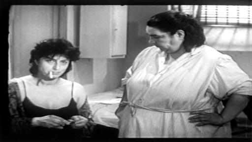 Hell in the City - Anna Magnani as Egle and Marcella Valeri as the unkindly named Moby Dick