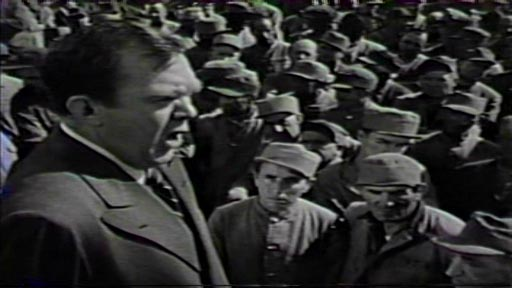 Within These Walls - Thomas Mitchell as Warden Michael Howland