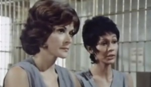 Women in Chains #2 - Jessica Walter as Dee Dee and as