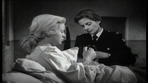 Yield to the Night #3 - Diana Dors as Mary Hilton and Yvonne Mitchell as Matron Hilda MacFarlane