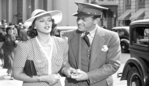 You Can't Get Away With Murder #2 - Gale Page as Madge Stone and Harvey Stephens as Fred Burke