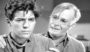 You Can't Get Away With Murder #3 - Billy Halop as Johnnie Stone and Henry Travers as Pop