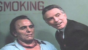 Zombie Death House #4 - Michael Pataki as Franco Moretti and Anthony Franciosa as his big brother Vic